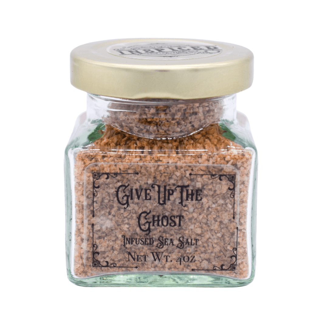 Give Up The Ghost Infused Sea Salt - Inspiced.com