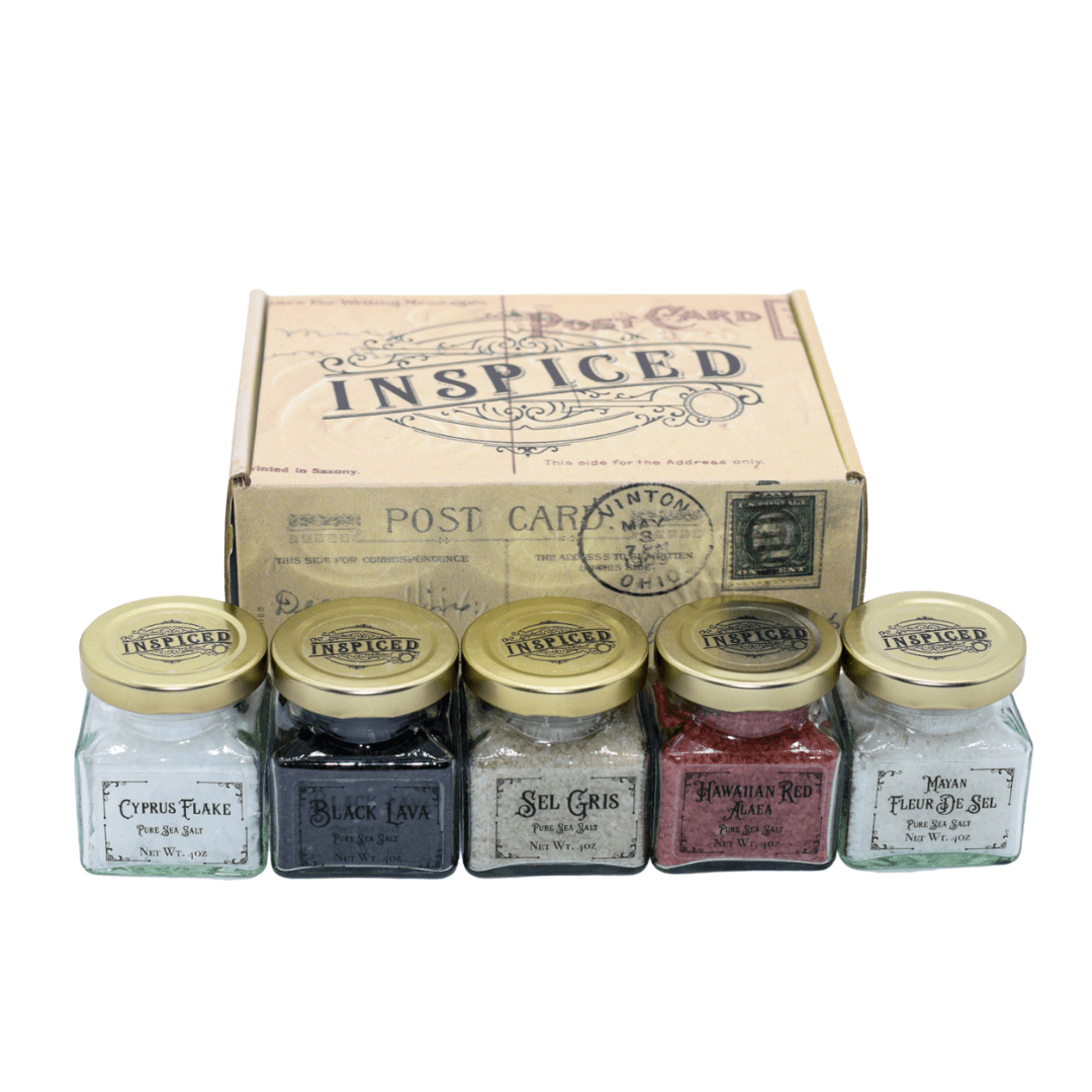 Collection:  Sea Salt Sampler - Inspiced.com