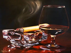 Cigar and Cognac 2