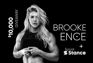 Brooke Ence Giveaway (Early Bird Special)