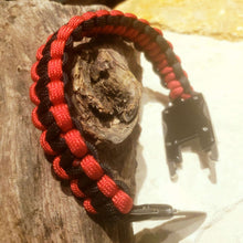 Load image into Gallery viewer, Tactical Paracord Bracelets - Shabbydabbsdesign