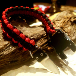 Tactical Paracord Bracelets - Shabbydabbsdesign