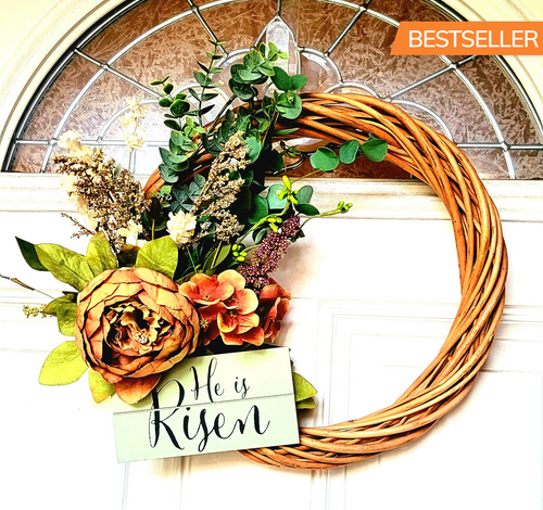 Grapevine Wreath - Shabbydabbsdesign
