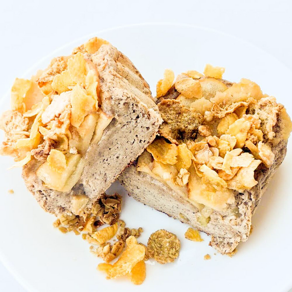 Texas Lisa's Apple Crunch Cake