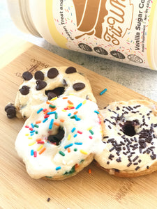 Fit Whip Vanilla Protein Donuts