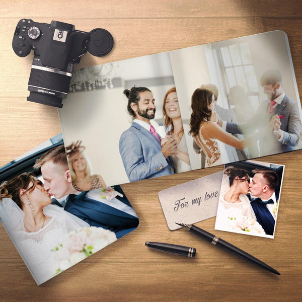 Photo Album Book, Custom Photo Book, Best Gift For Birthdy And Holidays