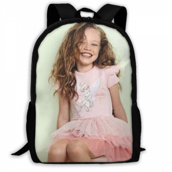 Personalized Backpack Photo Schoolbag For Boys And Girls