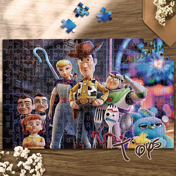 Jigsaw Puzzle Disney Funny Story-Toys 1000 Pieces Max