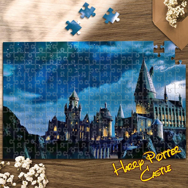 Jigsaw Puzzle  Harry Potter Castle 35-1000 pcs