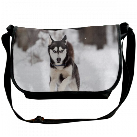 Personalized Photo Single Wide shoulder pack, Tote Bags