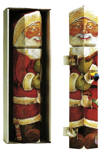 Father Christmas advent calendar (x20)