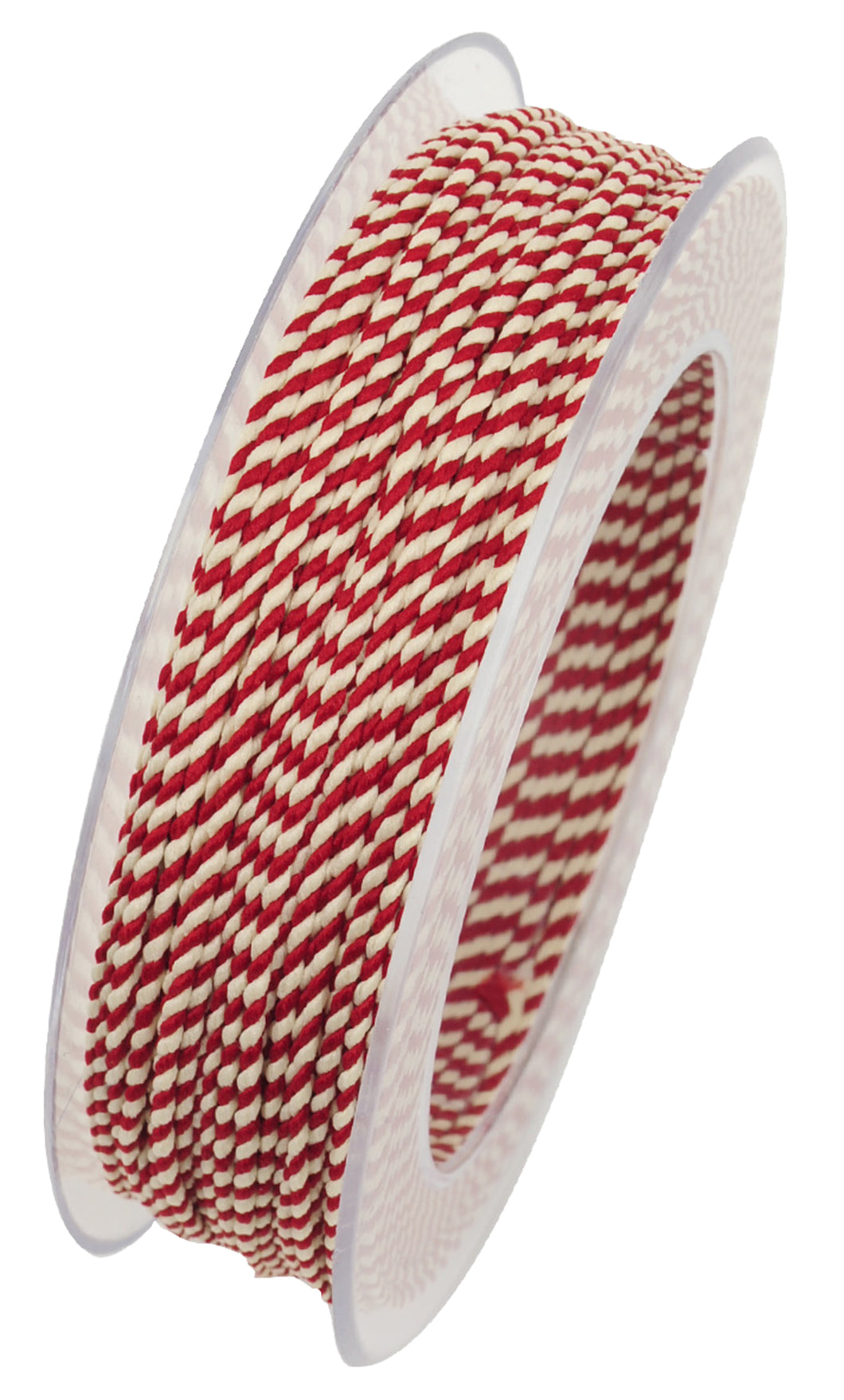 Lido ribbon in red and white (x2)