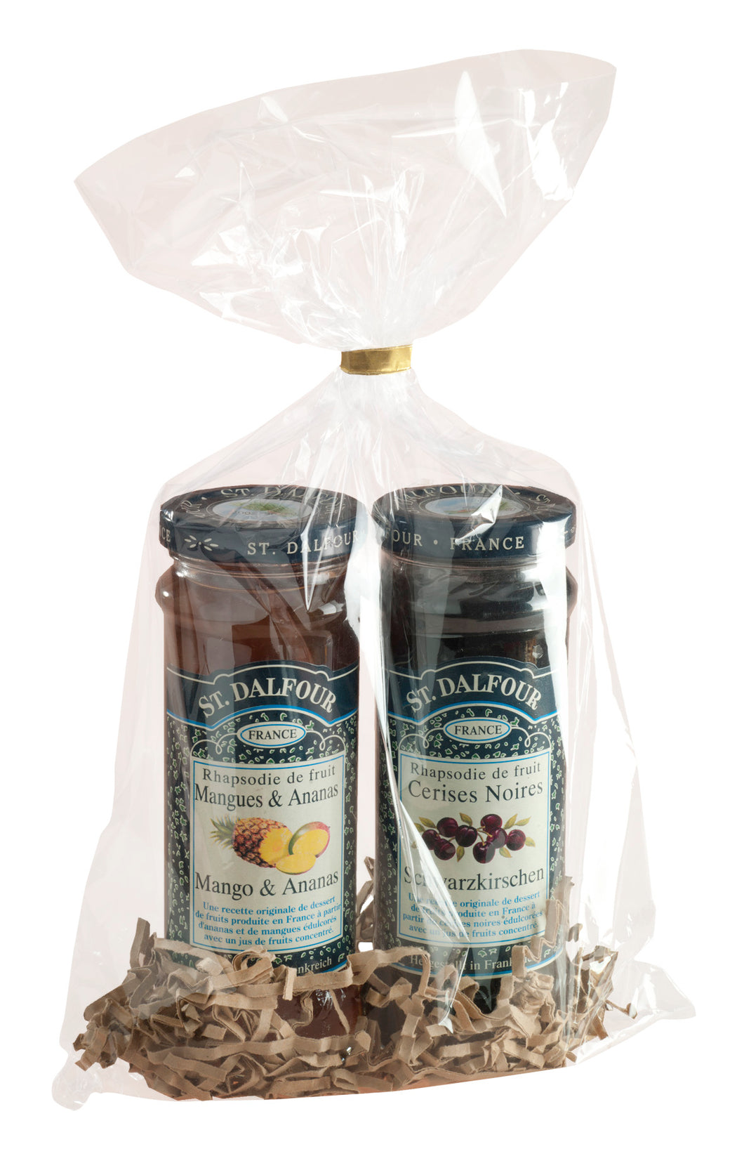 Transparent bottle sachets (x100)
