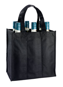 Lola shopper bag for 6 bottles (x30)