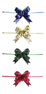 Small pull bow in gold (x50)
