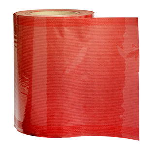David wrapping roll in red (x1)