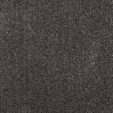 Dark Grey Luxury Saxony Carpet - Far