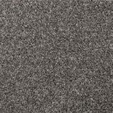 Slate Grey Supreme Action Back Saxony Carpet