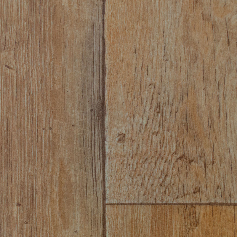 Aged Oak Wood Plank Primo Vinyl Flooring - Close