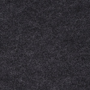 Anthracite Black Budget Cord Carpet - Far