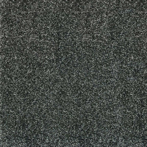 Anthracite Supreme Action Back Saxony Carpet - Far