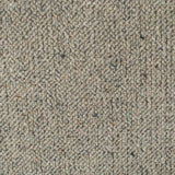 Ash Grey Corsa Berber Deluxe Wool Carpet - Close