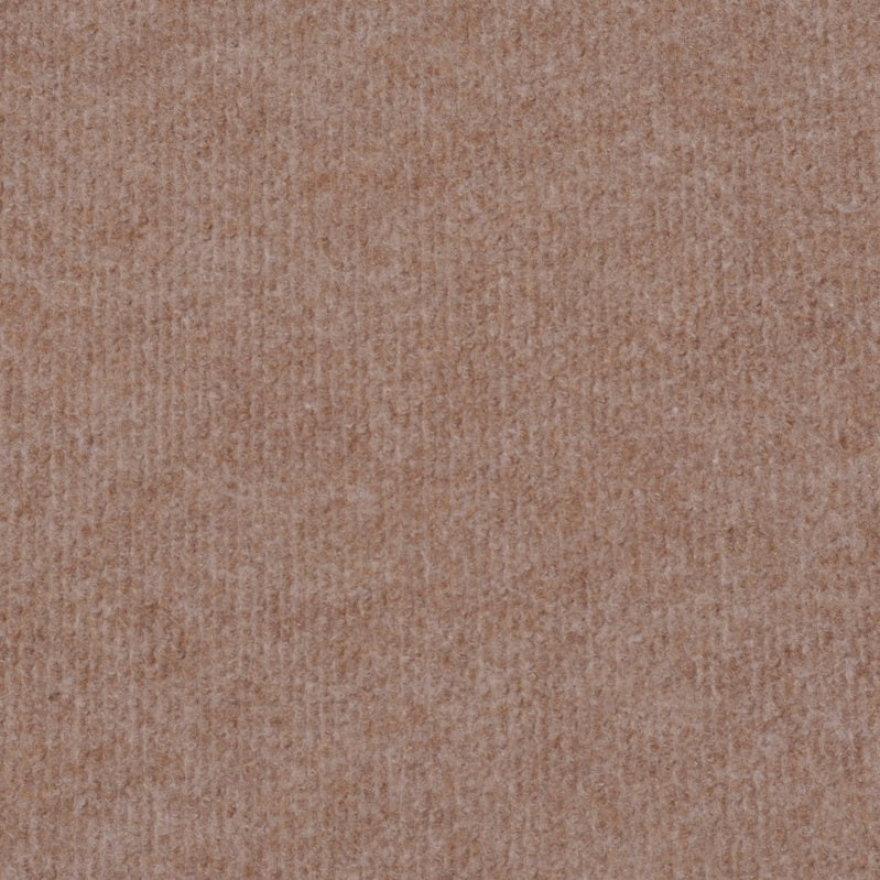 Beige Budget Cord Carpet - Far