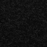 Black Felt Back Twist Carpet - Close