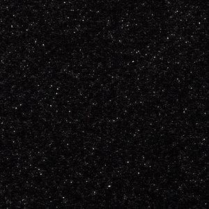 Black Glitter Sparkly Twist Carpet - Far