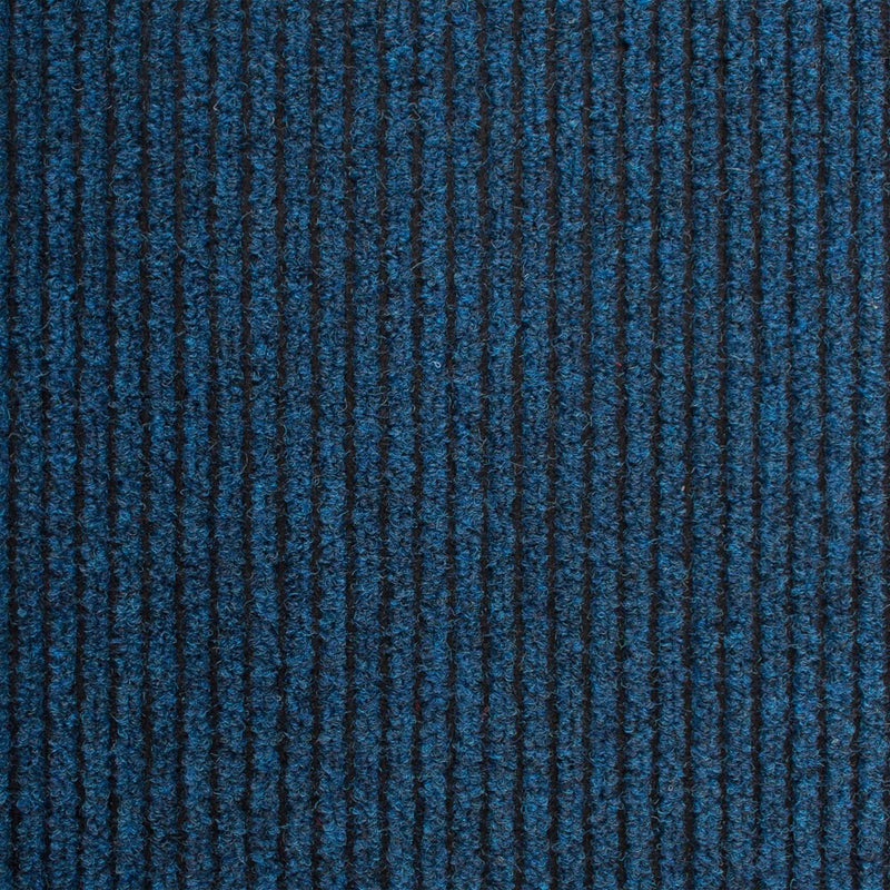 Blue Heavy Duty Entrance Matting Loop Carpet - Far