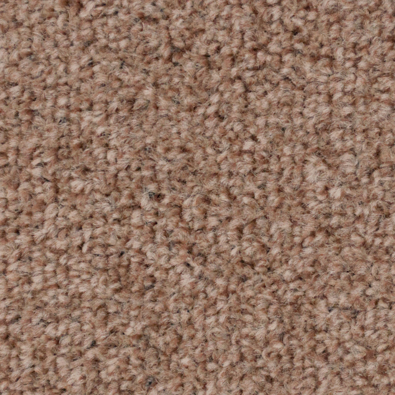 Brown Beige Liberty Heathers Twist Carpet - Close