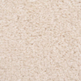 Cream Action Back Twist Carpet - Close