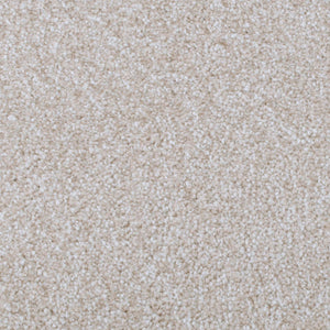 Cream & Beige Supreme Felt Back Saxony Carpet