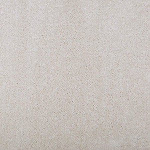 Cream Beige Supreme Saxony Carpet - Far