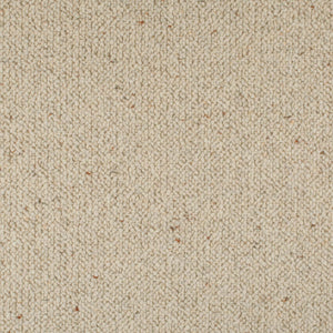 Cream Corsa Berber Deluxe Wool Carpet - Far