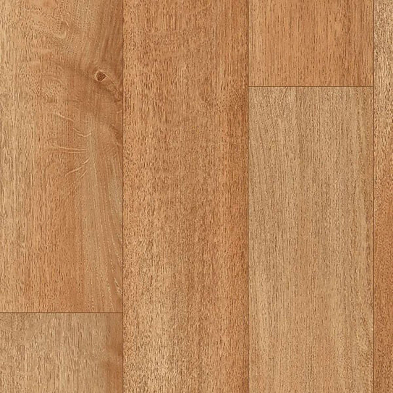 Dark Beige Oak Authentic 261 Wood Vinyl Flooring - Far