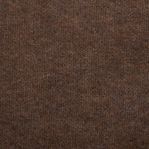 Dark Brown Budget Cord Carpet - Far