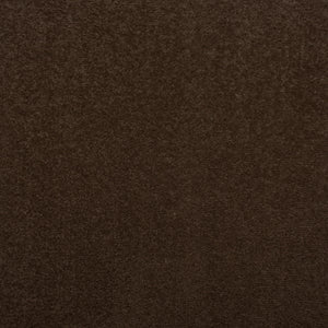 Dark Brown Oxford Twist Carpet - Far