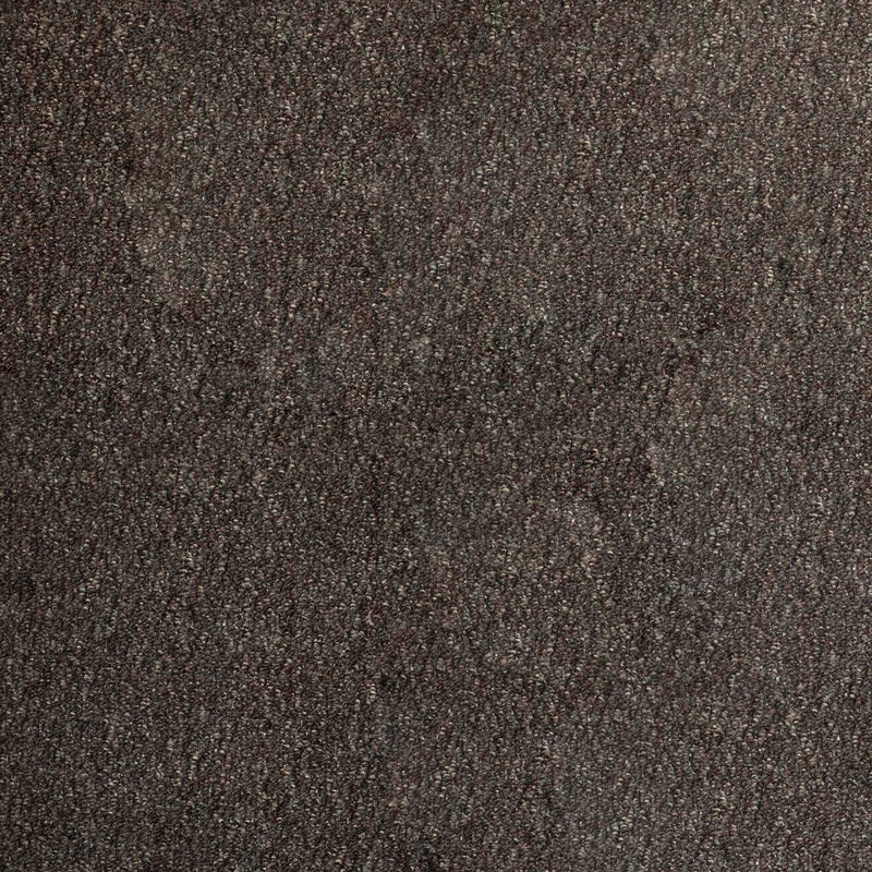 Dark Brown Port Loop Carpet - Far