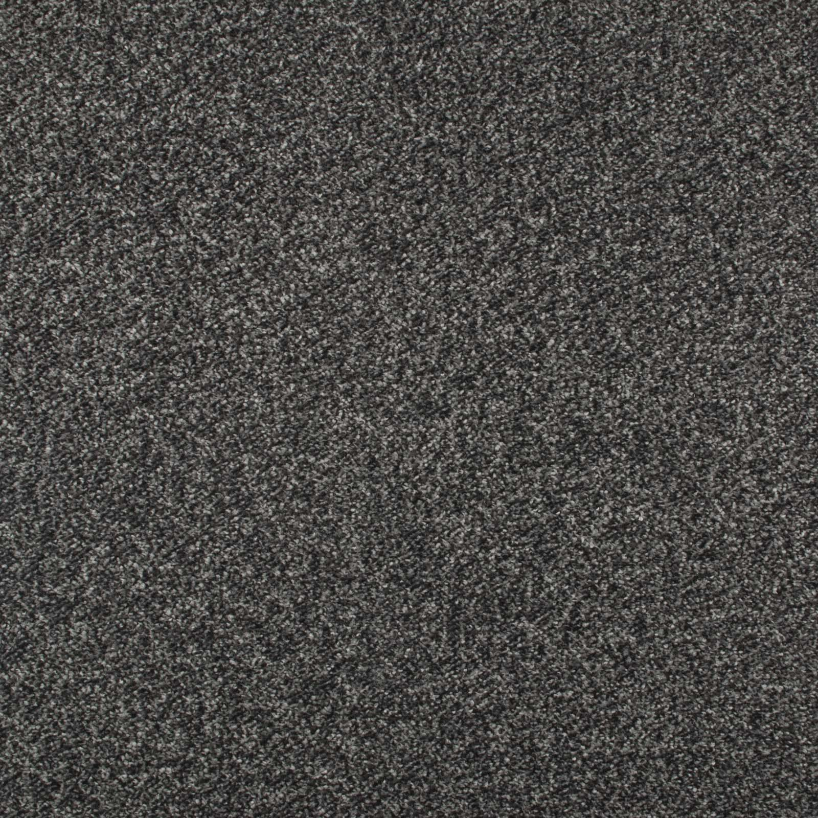 Dark Grey Admiral Saxony Carpet - Far