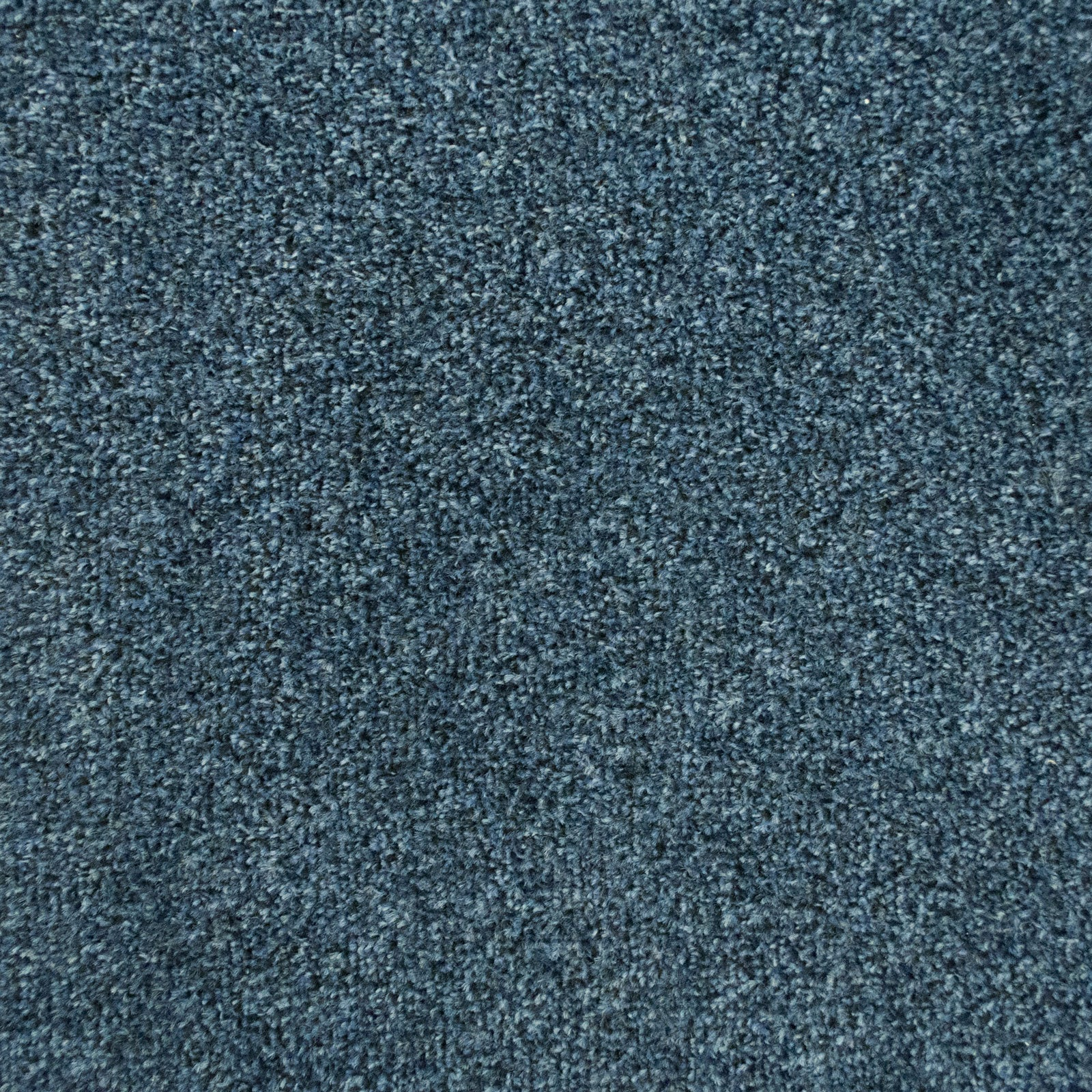 Denim Blue Liberty Heathers Twist Carpet - Far