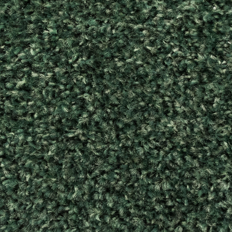 Forest Green Liberty Heathers Twist Carpet - Close