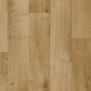 Gea Light Brown Authentic 261 Wood Vinyl Flooring - Far