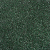 Green Contract Velour Gel Back Carpet - Far