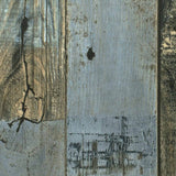 Grey Blue Reclaimed Wood Plank Primo Vinyl Flooring - Close
