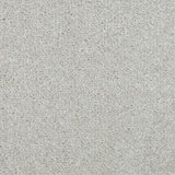 Grey Supreme Felt Back Saxony Carpet