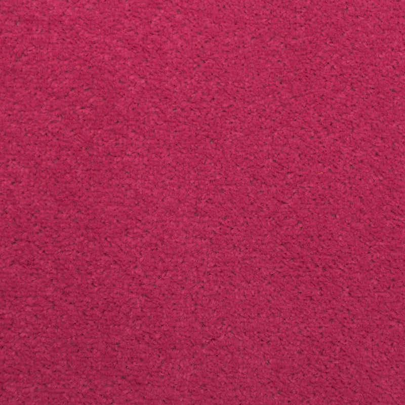 Hot Pink Oxford Twist Carpet - Close