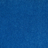 Light Blue Felt Back Twist Carpet - Far