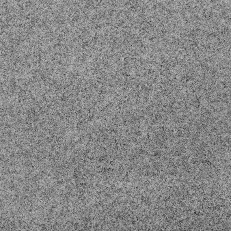 Light Grey Contract Velour Gel Back Carpet - Far