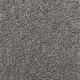 Mid Grey Admiral Saxony Carpet - Close